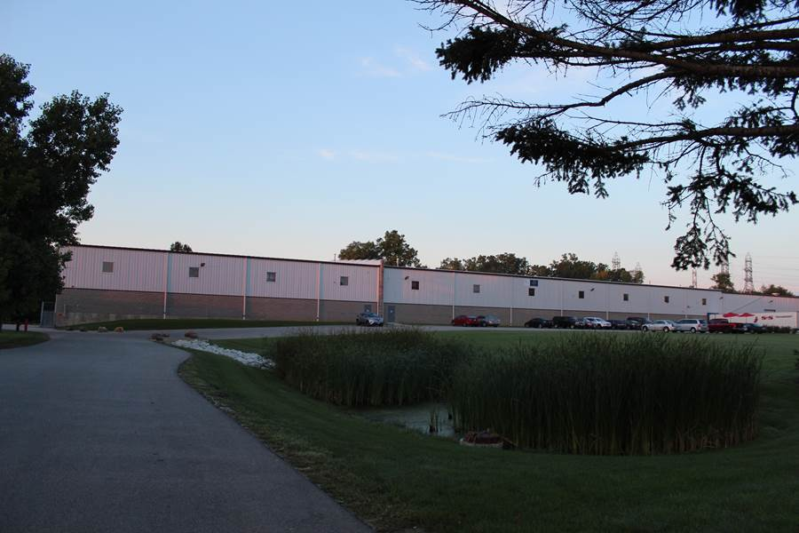 General Plastics Addition Construction